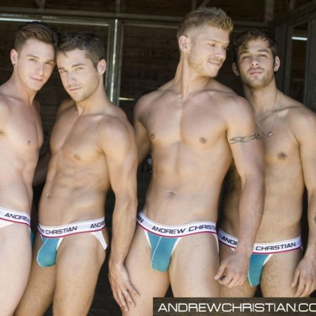 Jockstraps as everyday underwear