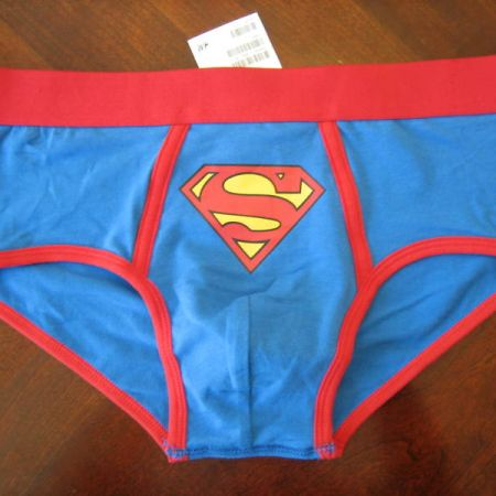Superhero Briefs