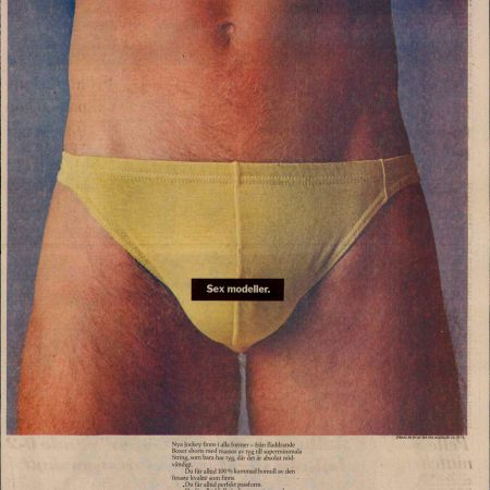 Advertising Undies