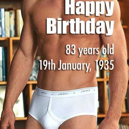 Happy Birthday Y-Fronts